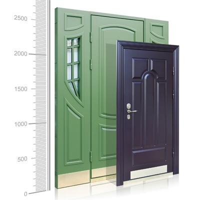 дверь металлическая индивидуального исполнения